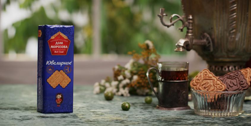 Стартовала рекламная кампания бренда «Кондитерский Дом Морозова»